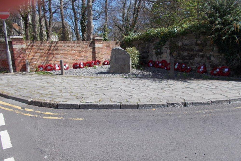 Memorial 50th Anniversary Second World War