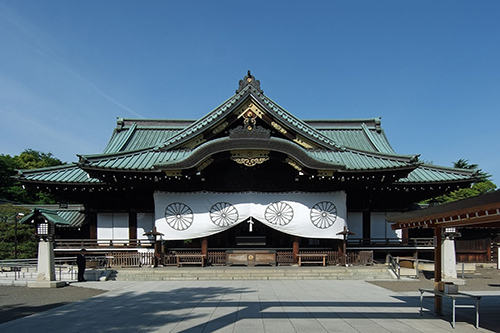 Yasukuni War Shrine