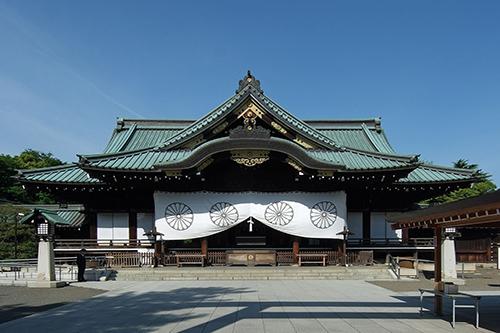 Yasukuni Oorlogsschrijn