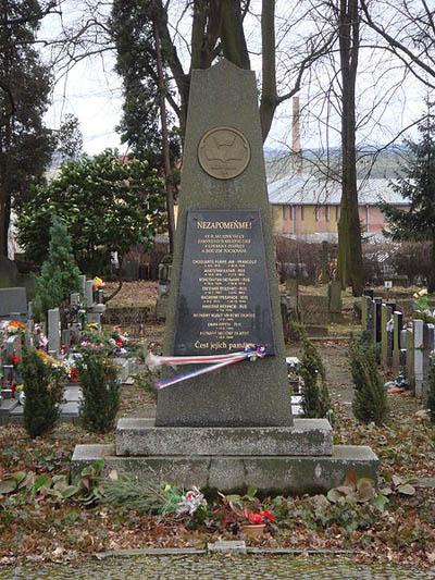 Mass Grave Allied Prisoners of War