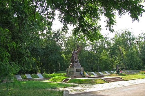 Soviet War Cemetery Korosten