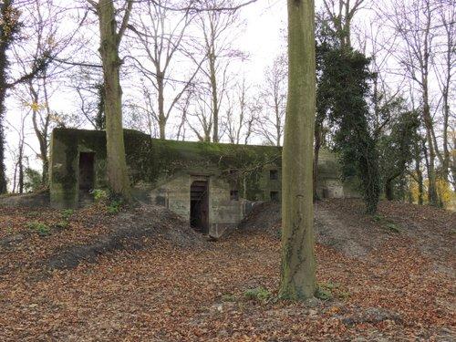 Bunker 10 Stützpunkt Brünhild 'Park Toorenvliedt'