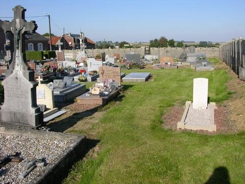 Commonwealth War Grave Le Sars