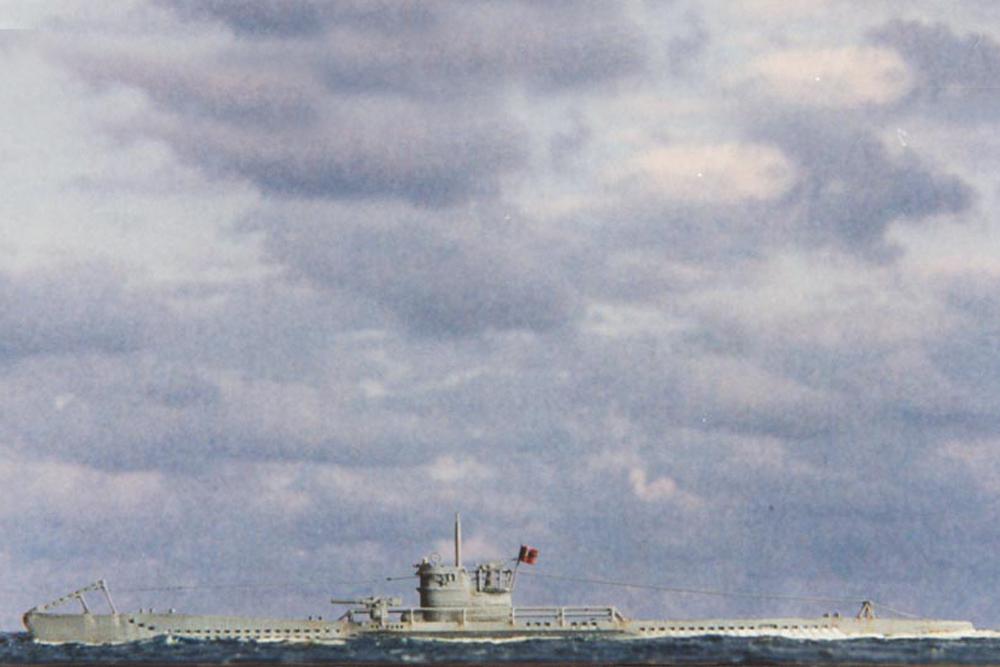 Scheepswrak U-557