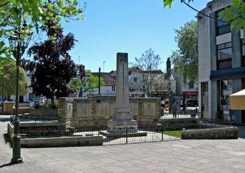 Oorlogsmonument Horsham