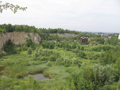 Stone Quarry Camp Plaszow