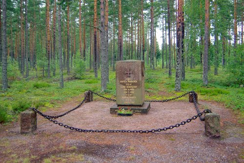 Memorial Fallen Finnish Soldiers