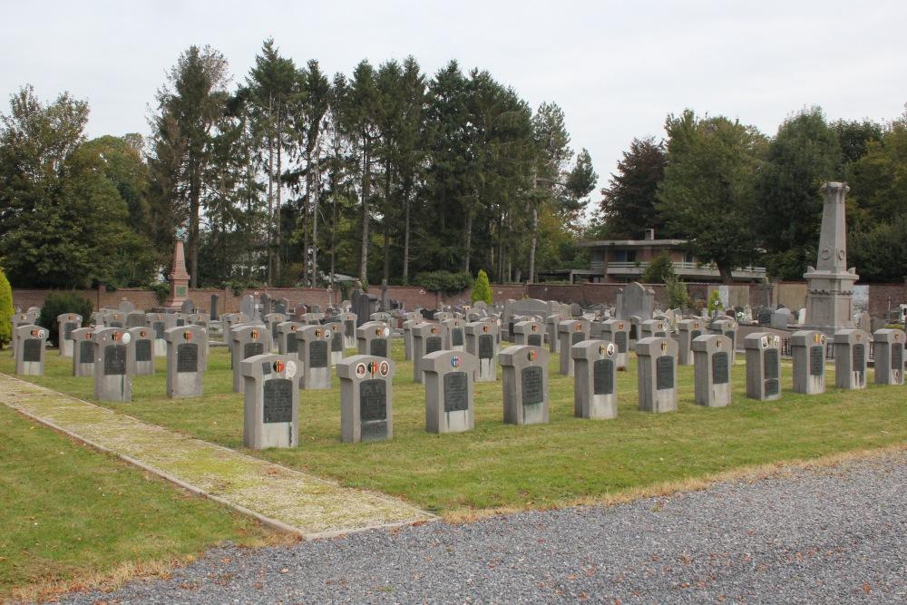 Veteran War Graves Waterloo
