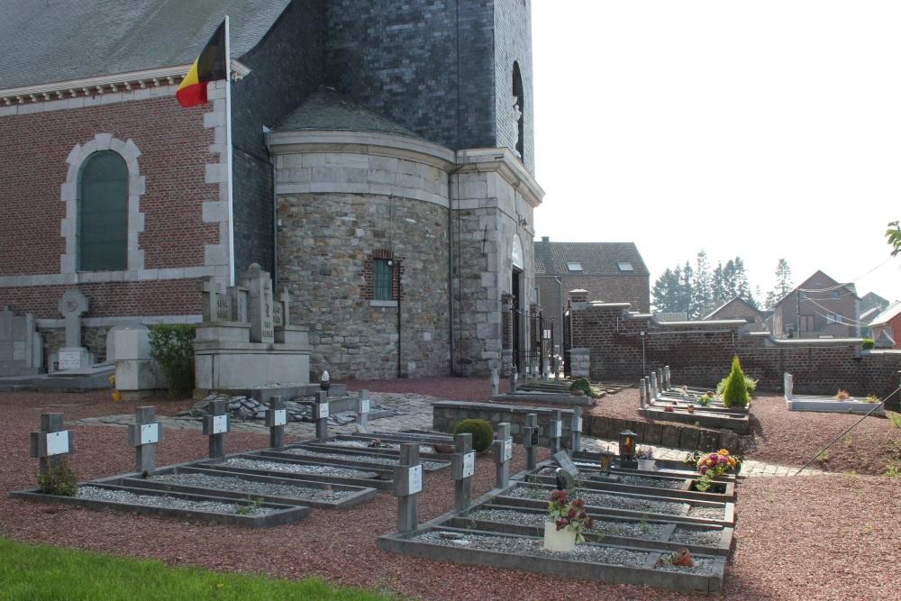 Veteran Cemetery Hombourg