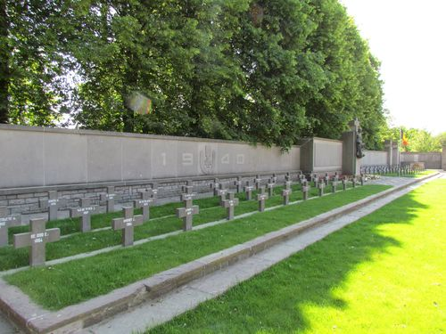 Belgian War Graves Vinkt