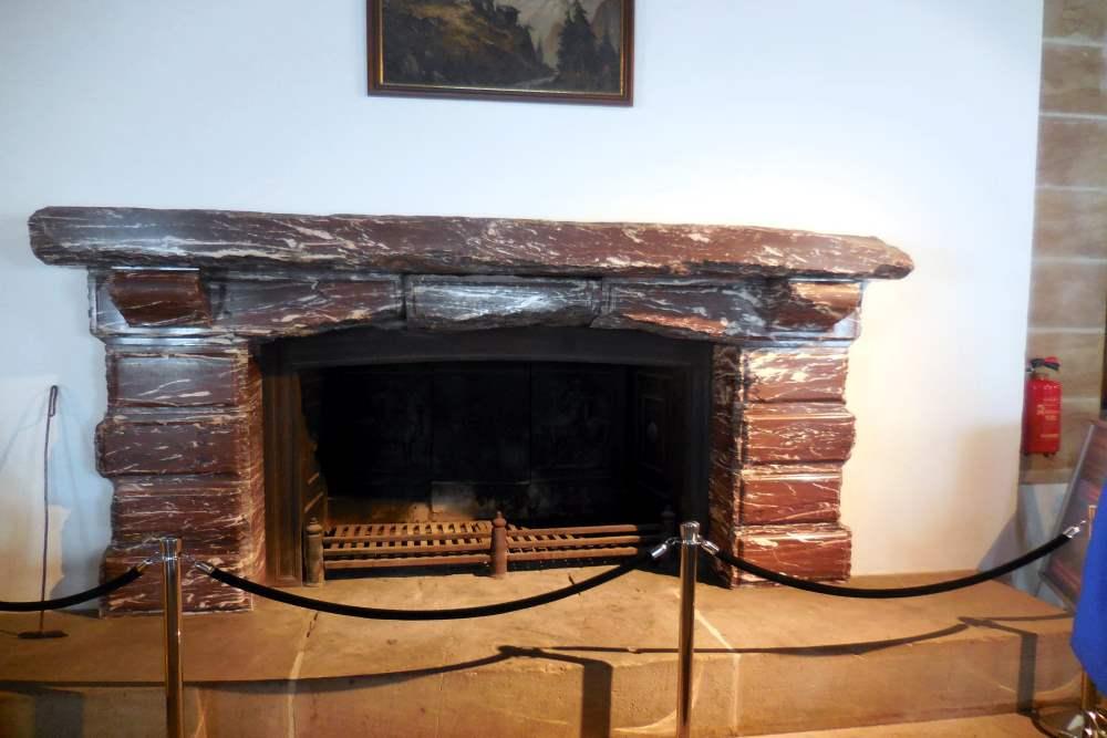 Fireplace Kehlsteinhaus