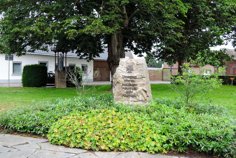 War Memorial Mersch