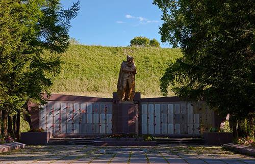 War Memorial Belozersk