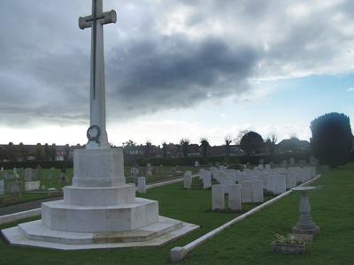 Poolse Oorlogsgraven Chichester