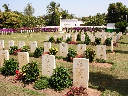 Commonwealth War Cemetery Fajara
