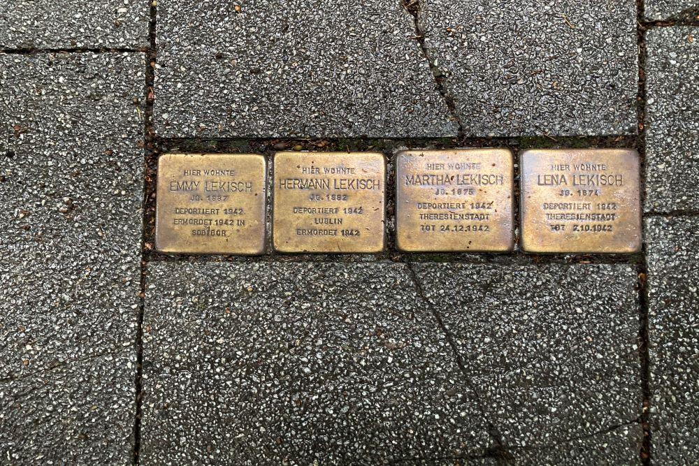 Stumbling Stones Rauenthaler Straße 16