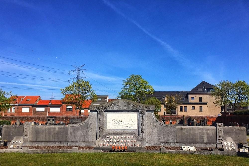 War Memorial Niel