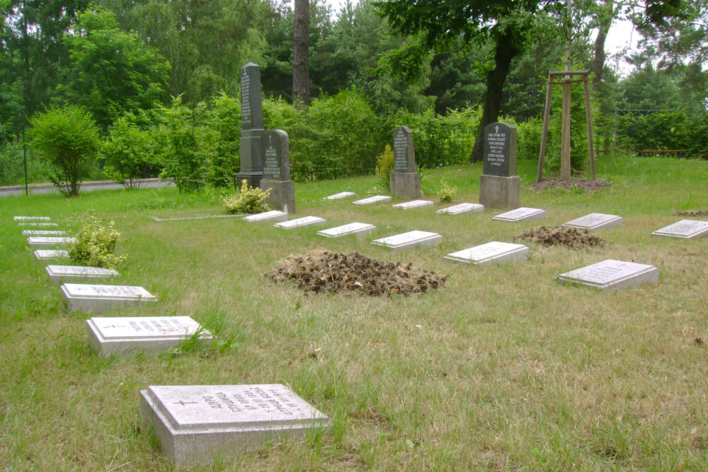 Camp Cemetery Stalag III A
