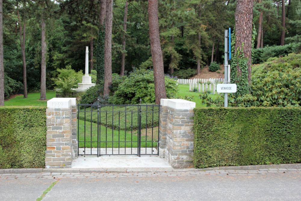 Oorlogsbegraafplaats van het Gemenebest Kasterlee