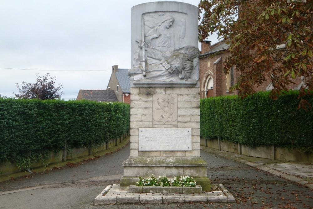 War Memorial Neerlinter