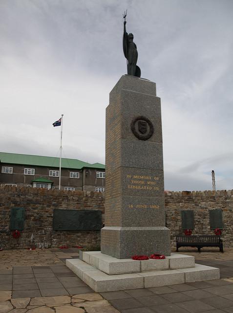 Monument Bevrijding Stanley