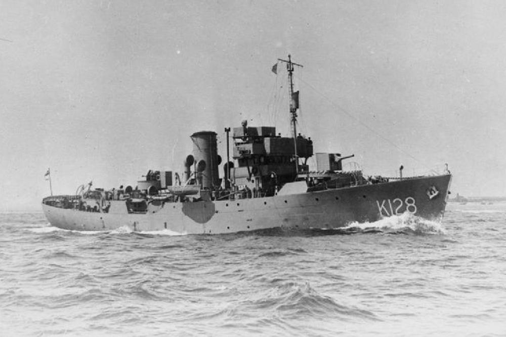Shipwreck H.M.S. Samphire