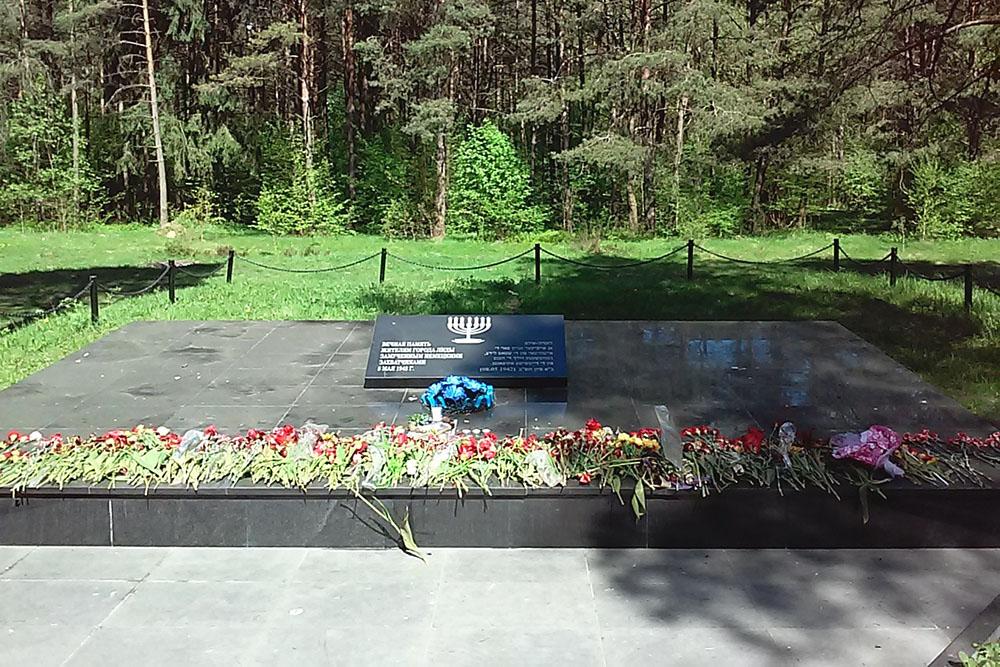 Mass Grave Holocaust Victims