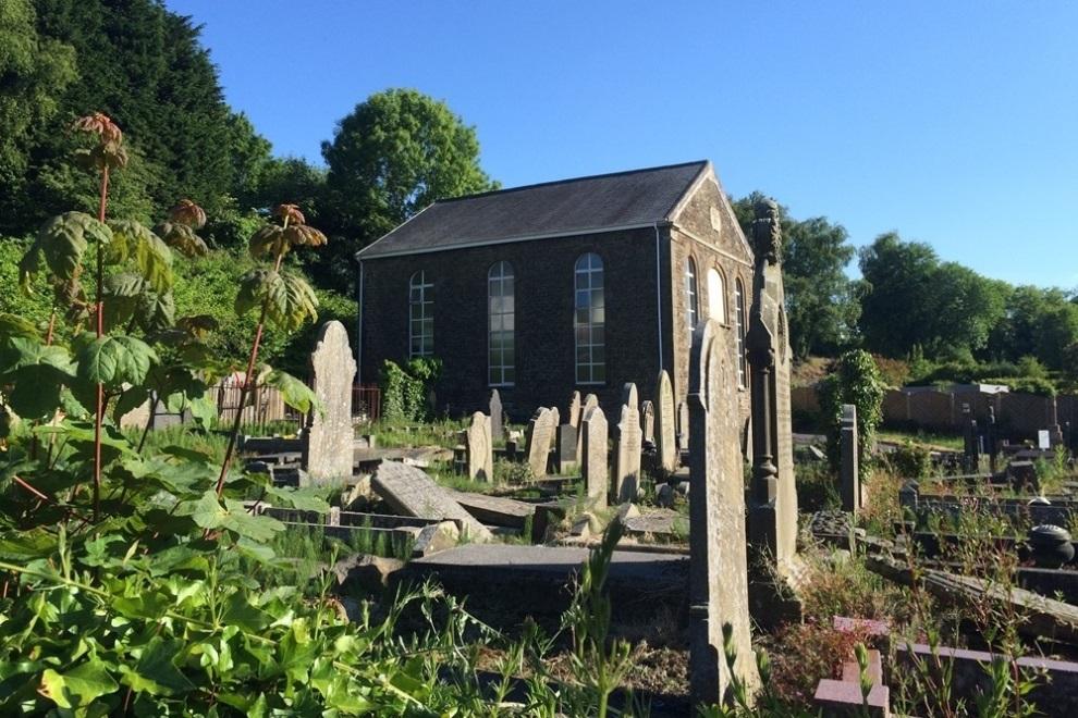 Oorlogsgraven van het Gemenebest Sion Welsh Congregational Chapelyard
