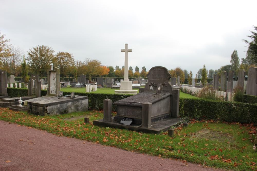 Town Cemetery Blankenberge