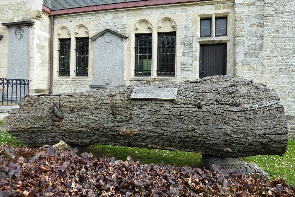 Vrijheidsboom Kerkplein Bazel