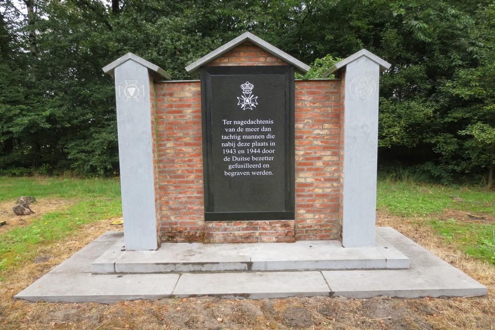 Monument Geëxecuteerden
