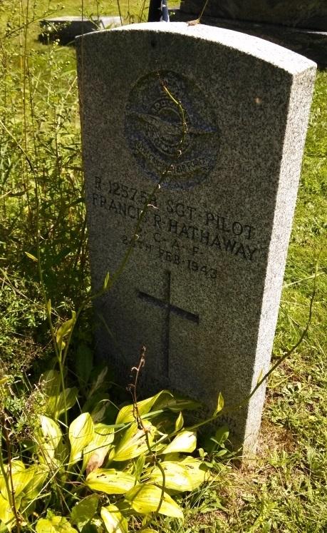 Commonwealth War Grave Sylvan Lawn Cemetery