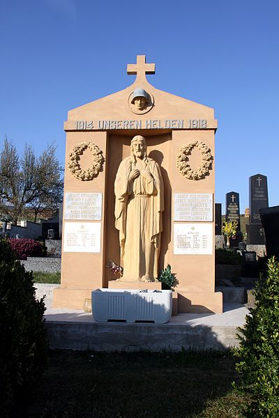 Oorlogsmonument Althodis