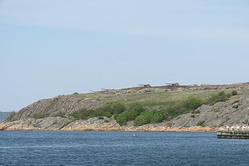 Alvsborg Fort (Oskar II)