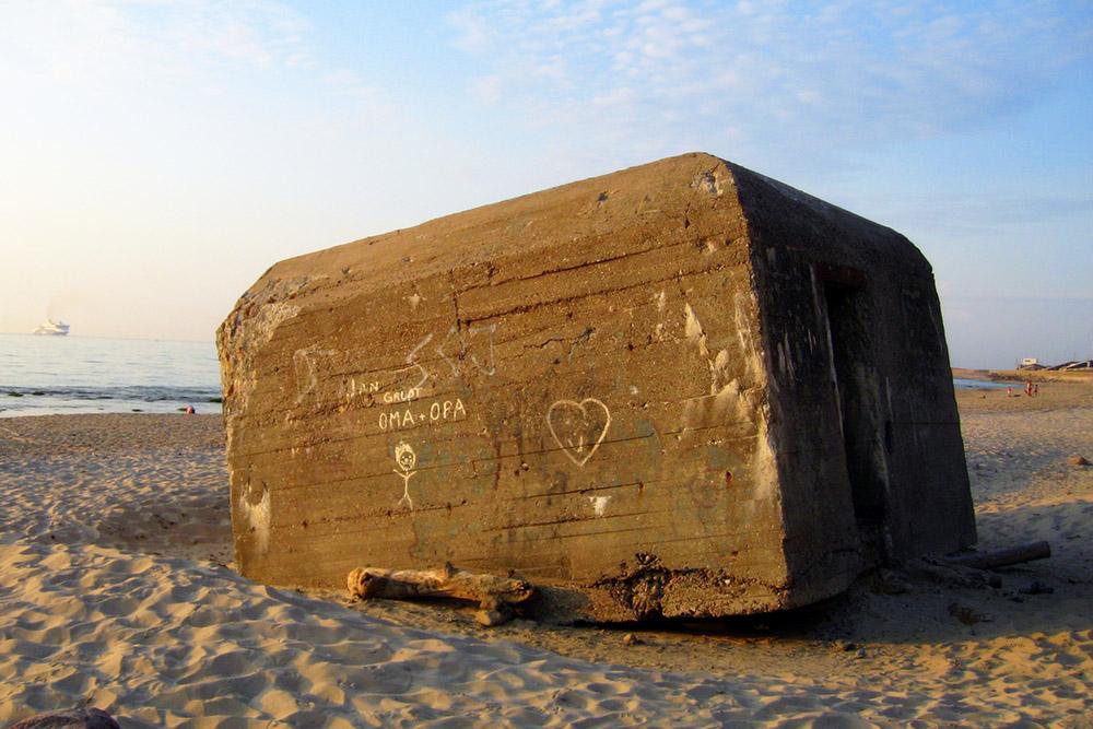 Atlantikwall - F-Stand Bunker