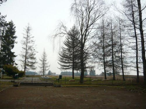 Soviet War Cemetery Bojano (Głodowo)