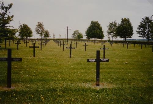 German War Cemetery Cheppy