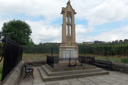 War Memorial Cefn-coed-y-cymmer