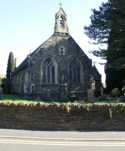 Commonwealth War Graves St. John Churchyard
