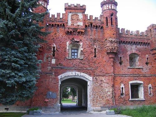 Vesting Brest - Brest Citadel
