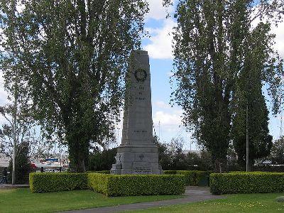 War Memorial Williamstown