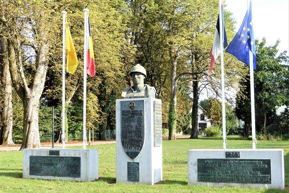 War Memorial Jamoigne