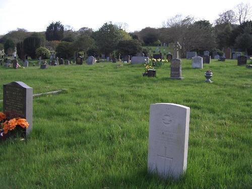 Commonwealth War Graves Whitehaven Cemetery