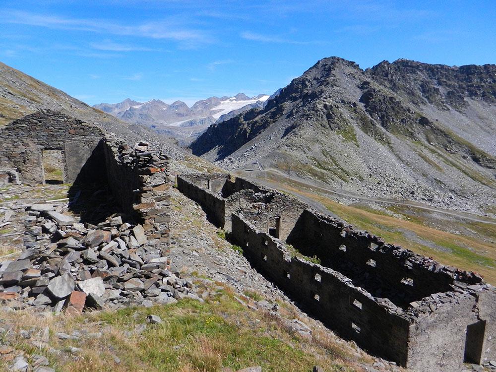 Maginot Line - Remains Barracks