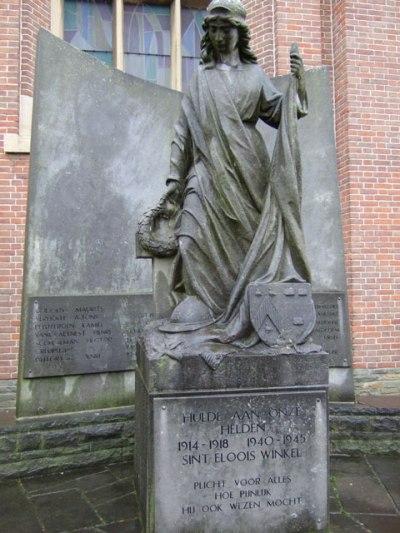 War Memorial Sint-Eloois-Winkel