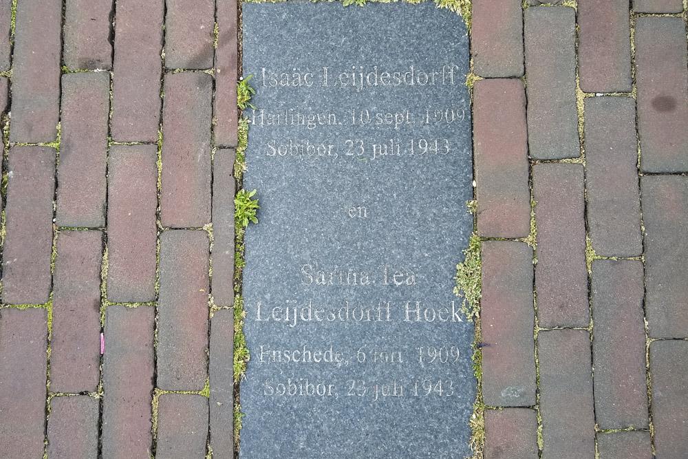 Memorial Killed Jewish Couple