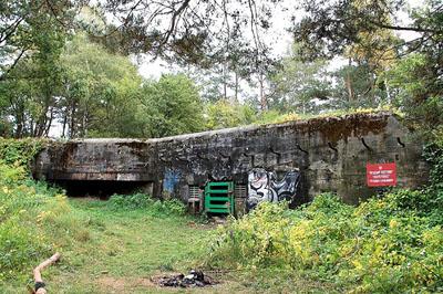 Ostwall - Panzerwerk 715