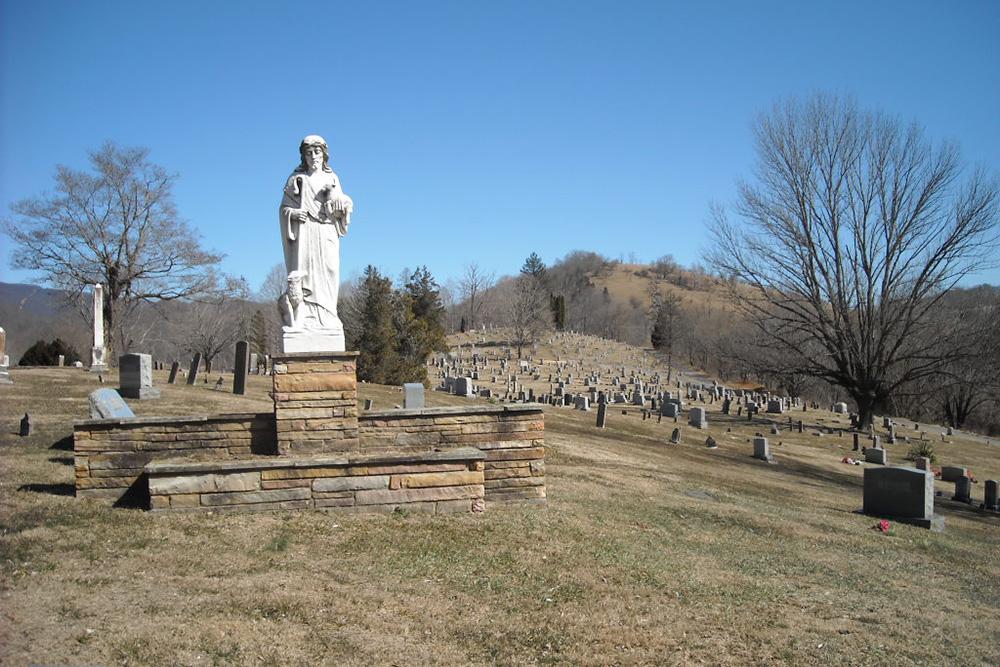 American War Graves Elizabeth Cemetery