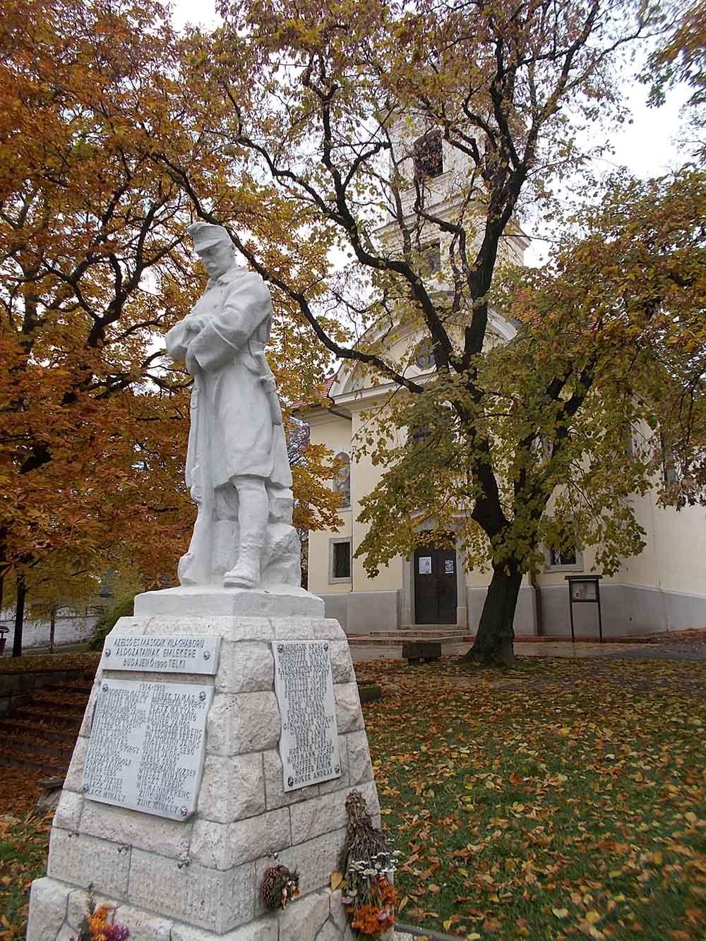War Memorial Budajeno