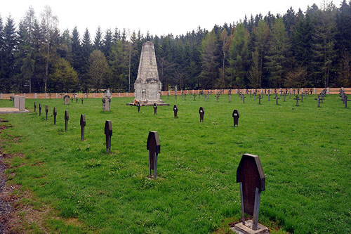 Russian-Soviet War Cemetery Stetten am kalten Markt